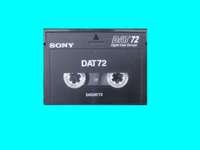 A DAT tape used on a Sun Sparc Station under Solaris 2 OS that needed files recovered to a USB disk.