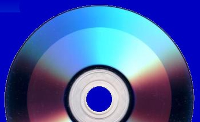 DVD from a Video recorder.