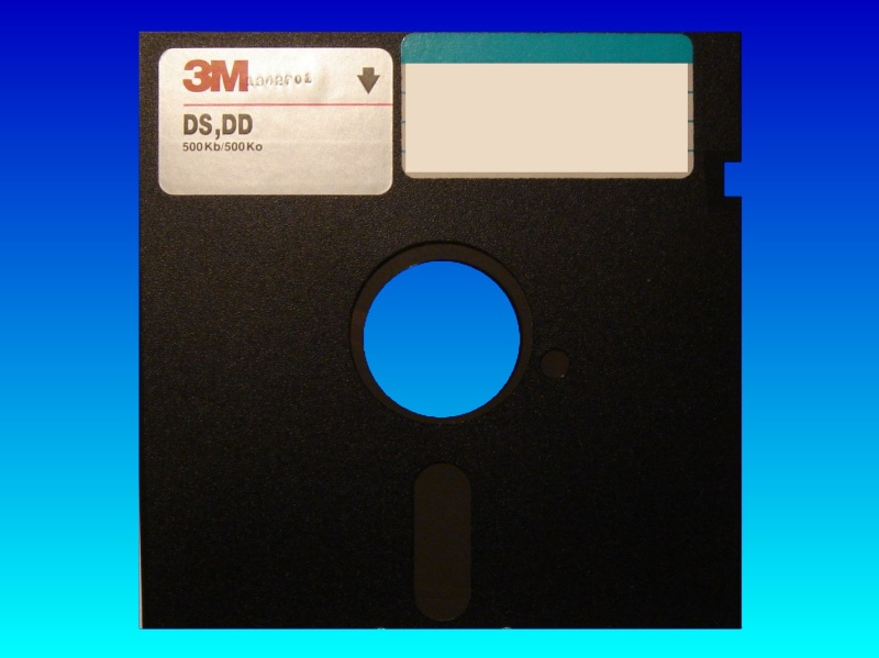 Unreadable 5.25inch floppy disks having Lotus Symphony files and data recovered.