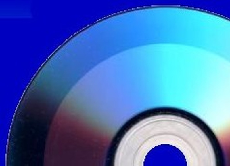 Blu Ray disk data recovery