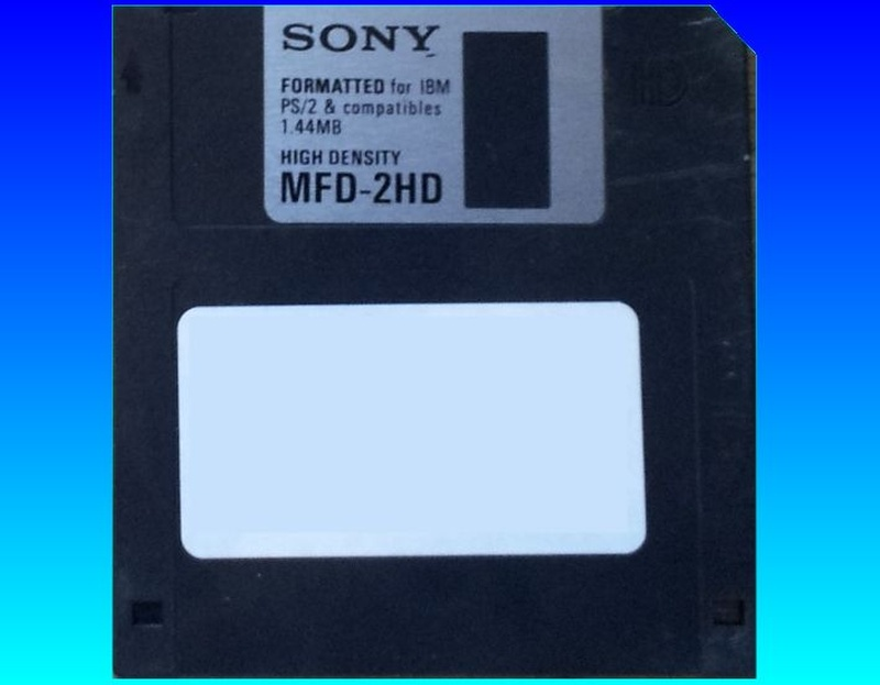 MFD-2HD mac floppy disk conversion