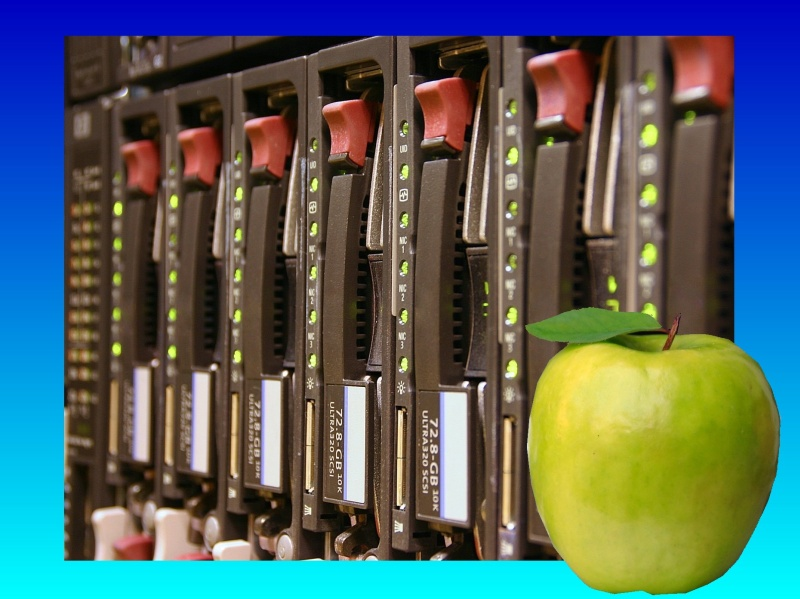 Recovering data from Apple Mac X-Server failed raid hard disk drives showing defunct or offline.