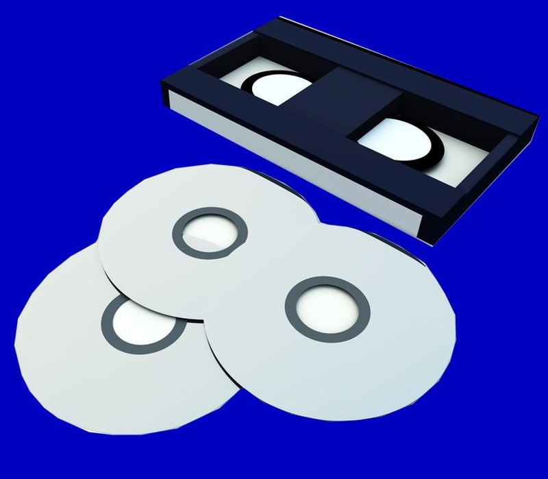 Retrospect tapes being restored to disks.