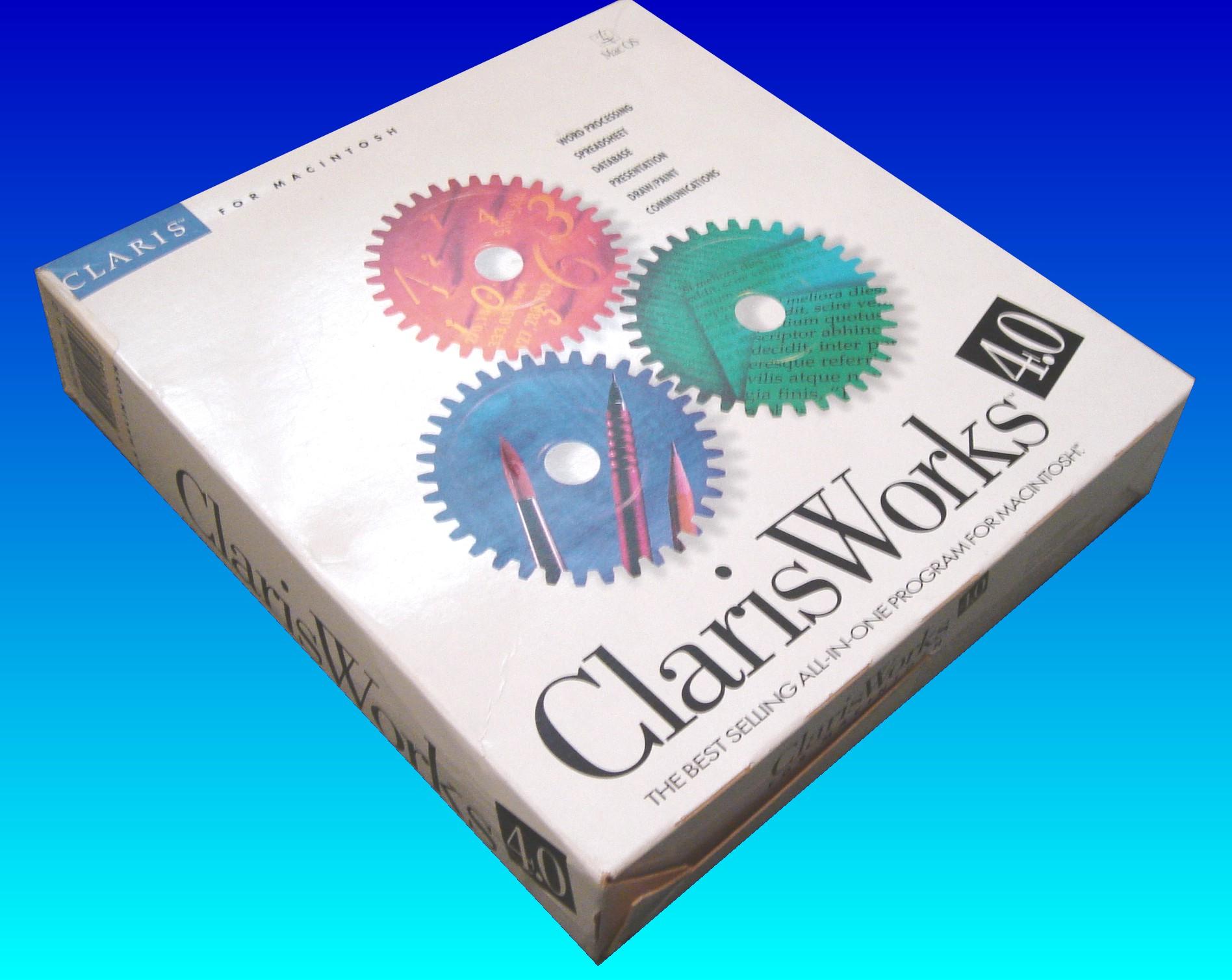 clarisworks to word converter