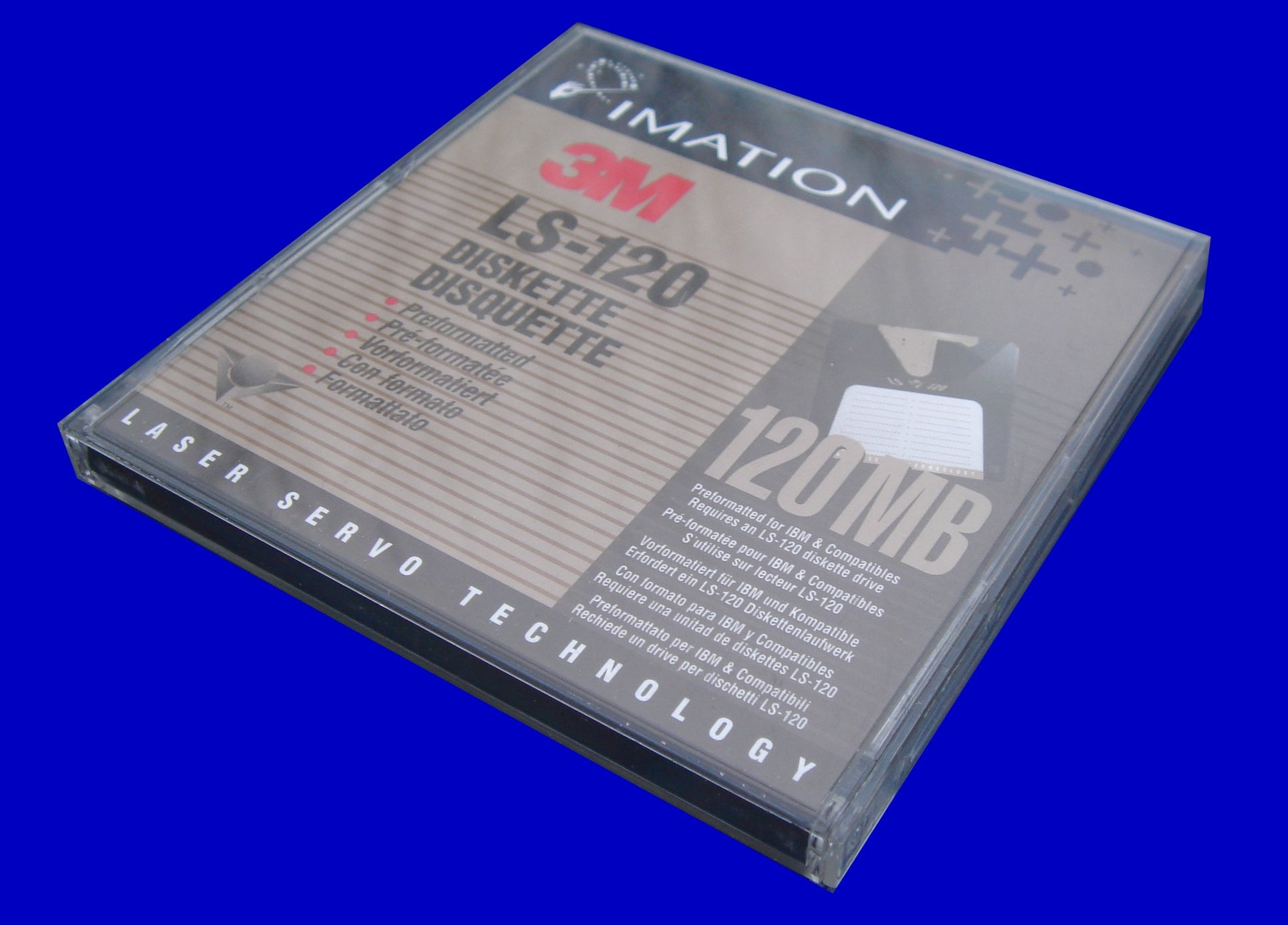 IMATION SUPERDISK 120MB DRIVERS PC