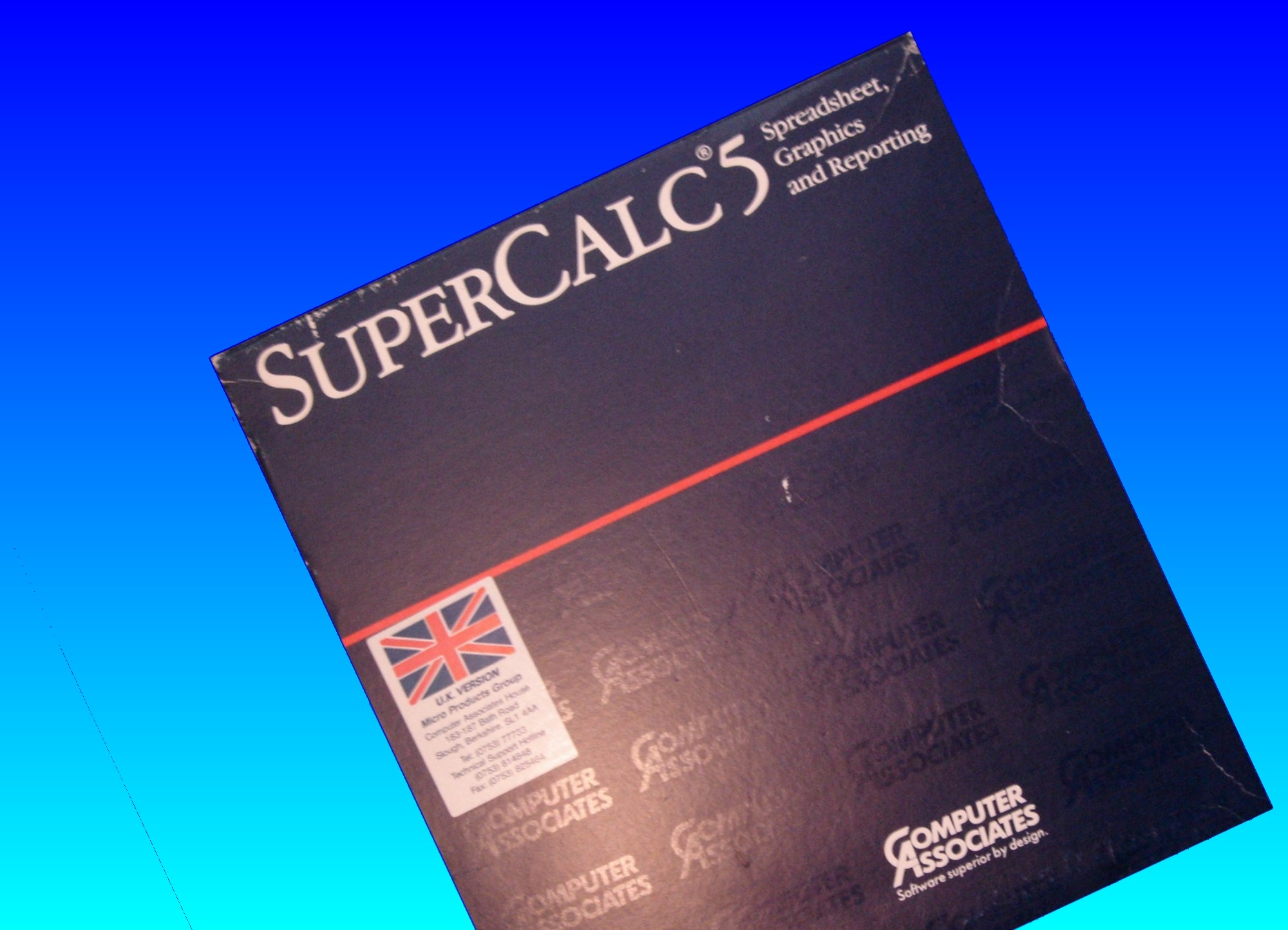 Supercalc files being converted to Microsoft Excel.