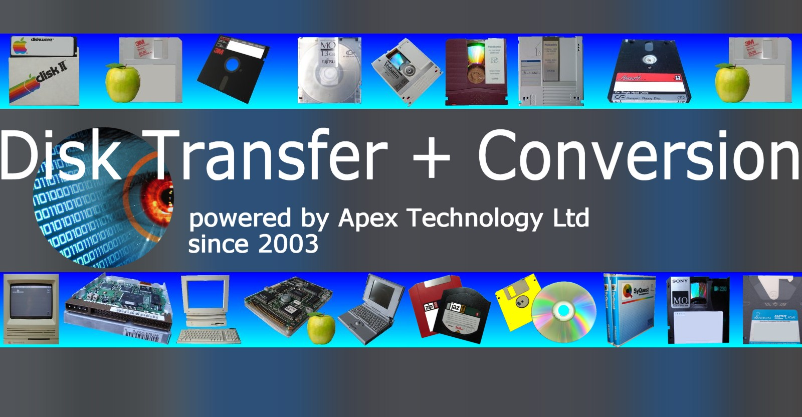 Convert Disks and Transfer Files and Data Export
