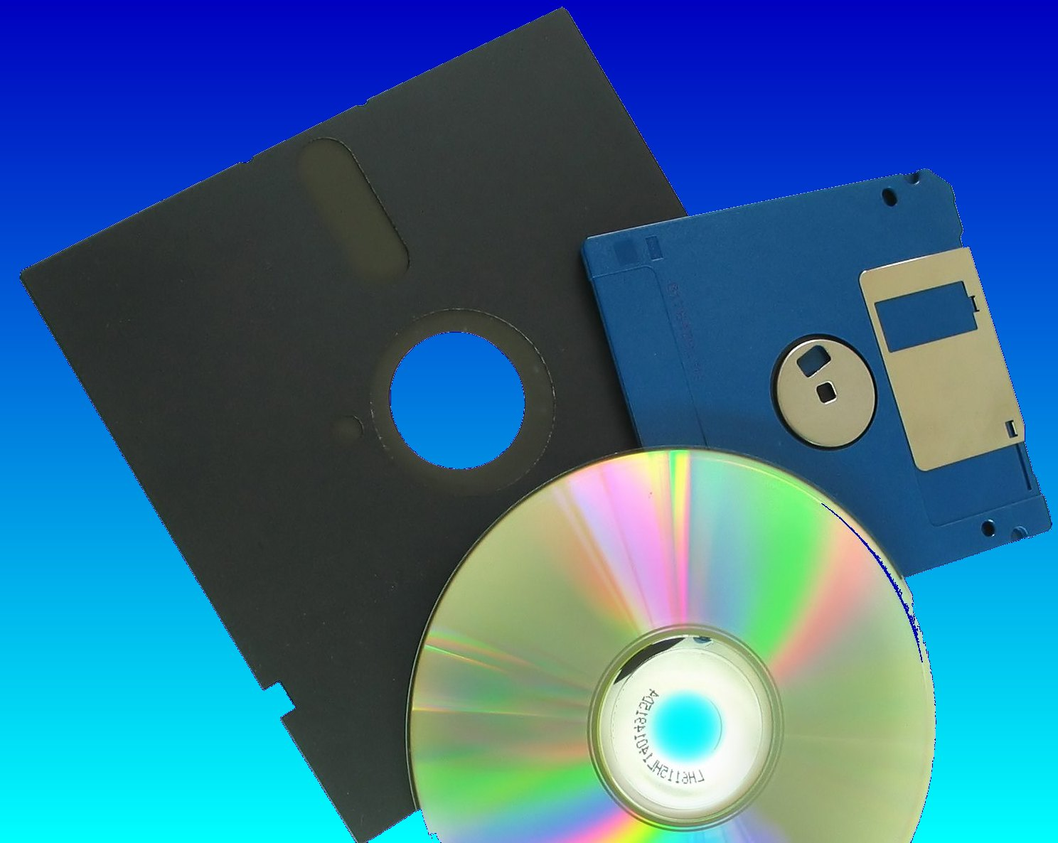 Converting word processor floppy disks.