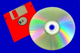 Transfer old Mac floppy 3.5 inch to CD