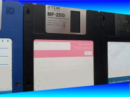 Data Recovery from failed 3.5 inch floppy disc