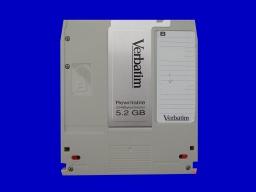 5 1/4 inch MO discs file transfer