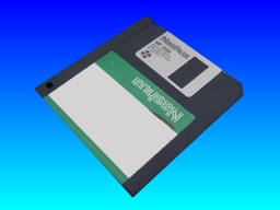 Word Processor files being retrieved from Apple Floppy disk.