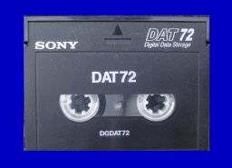 A DAT tape which was used in a HP Proliant server running Ubuntu Linux Arkeia backup software, and needed files retrieved to USB hard drive.
