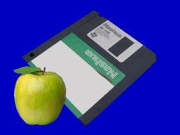 Transfer Apple Mac floppies to Windows
