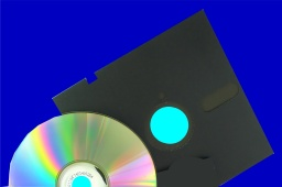 1.2MB Floppy DS-HD 5.25 inch file data download to CD