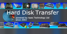 Hard Disk Drive Conversions and File Transfers