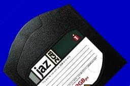 2GB Jaz disk file data download to DVD