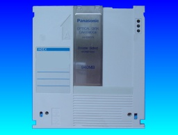 LM-D501W 940MB Optical disk cartridge copy to CD