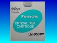 Panasonic LM Optical Disk Cartridge Transfer Recovery