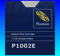 P1002E Plasmon disk cartridge data recovery