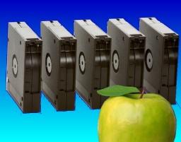 Mac Retrospect Tape File Transfer