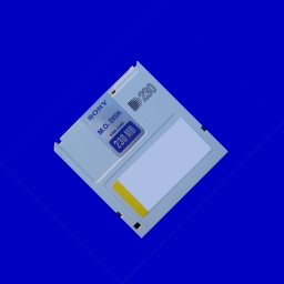 Data Transfer 3.5inch Sony M.O. Disk EDM