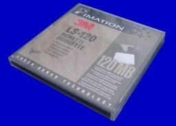 Superdisk Transfer files to CD