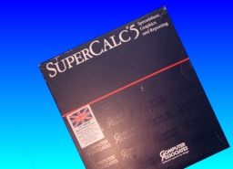 Convert SuperCalc to Microsoft Excel