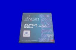 Superdisk transfer to CD for Quality Assurance Data Storage