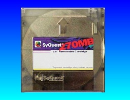 Syquest 3.5 inch 270mb 105mb Cartridge Disk Data Recovery Transfer to CD DVD Disc