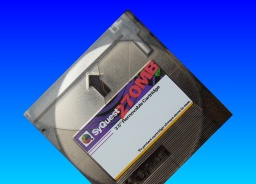 Syquest 3.5 Removable Cartridge file data transfer