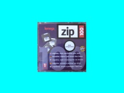 A Zip disk that was used with One-Step backup software and nneded files restored.