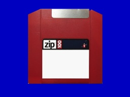 ZIP 100mb SuperBase database recovery transfer to CD