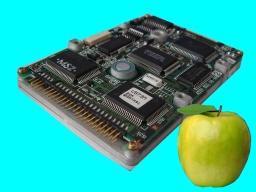 Apple Mac SCSI laptop hard drive 2.5 inch file transfer