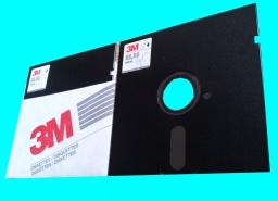 Atari 5.25 floppy disk transfer