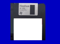 Convert Floppy disk files to PC