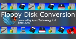 Floppy Disk Conversions and File Transfers