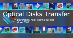 Optical Disks Conversions and File Recovery