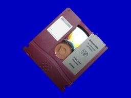 Repair File Access to Panasonic LM disk