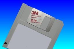 File retrieval from floppy disks on Apple Mac