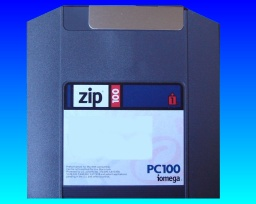 Copy files from an Iomega ZIP disk